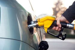 You need to refuel your car for the first time, do you?