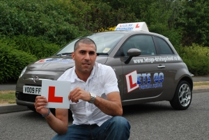 get driving lessons Worcester with Lets Go Driving School