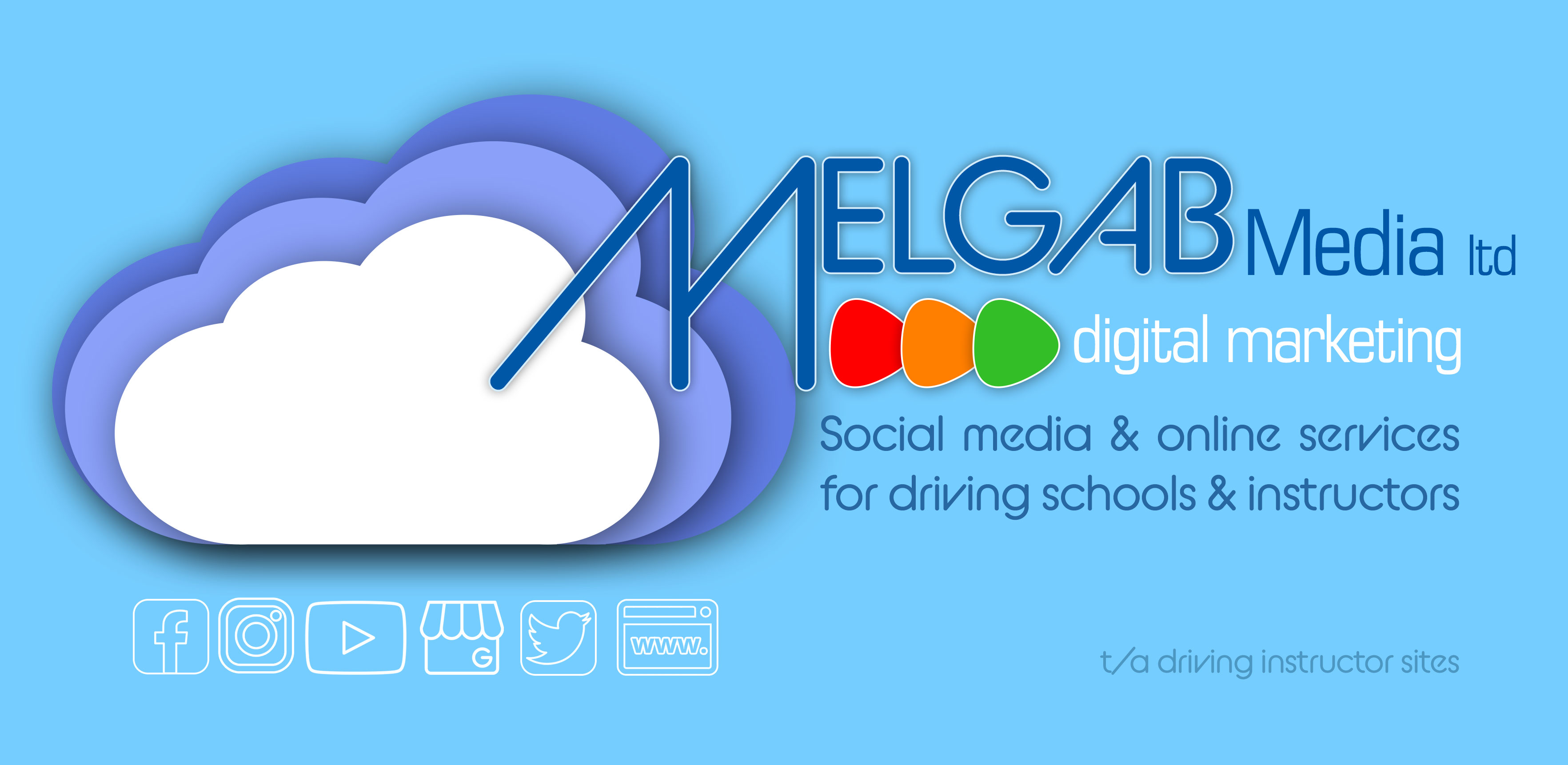 digitial marketing and websites for driving instructors