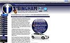 1st Bingham Driving School