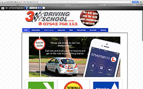 3 Driving School-in-Nottinghamshire