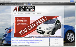 A1 Driving School-in-Belfast