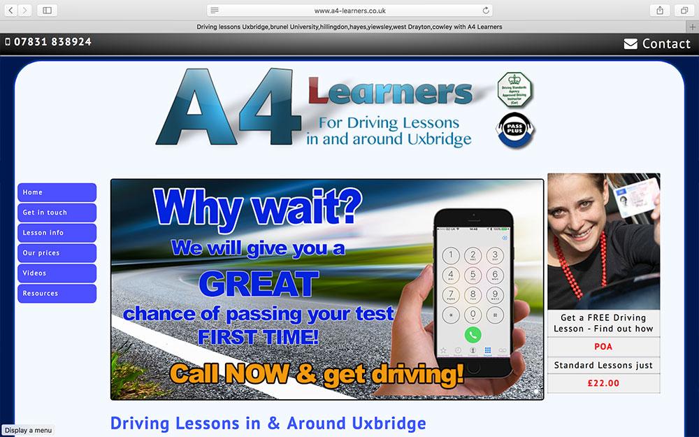 A4 Learners