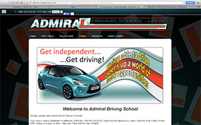 Admiral Driving School-in-Yorkshire West