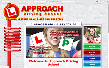 Approach Driving School