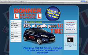 Bonner Driving School-in-Greater London