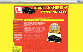 Bruce Ashley Falmouth Driving School
