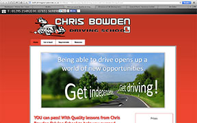 Chris Bowden Driving School