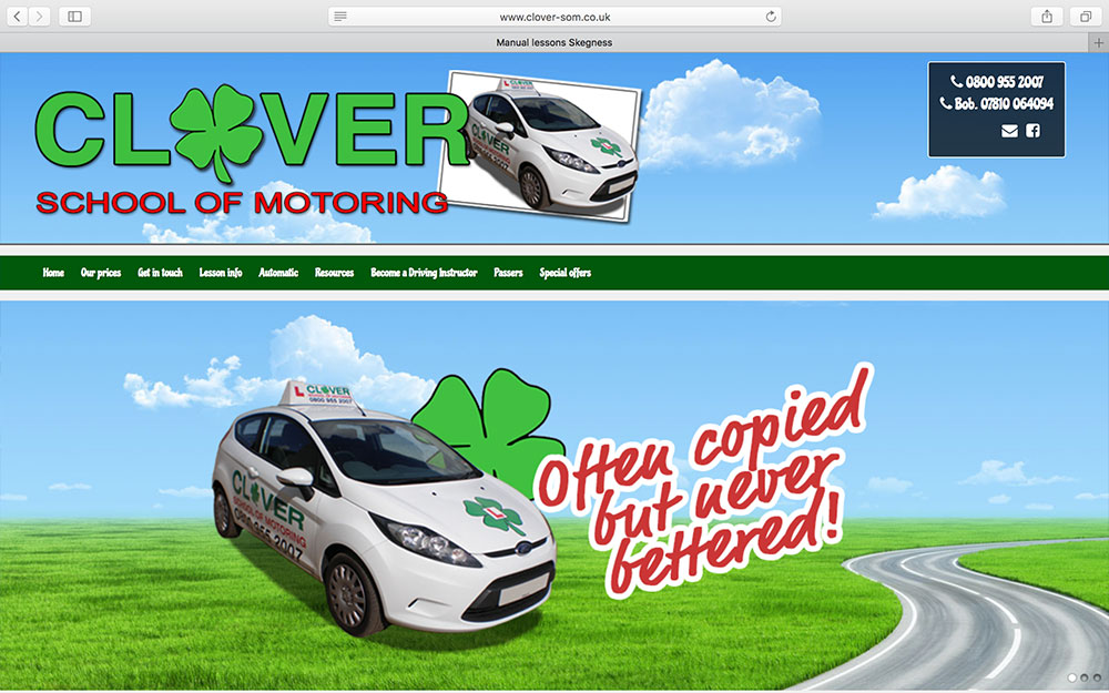 Clover School of Motoring