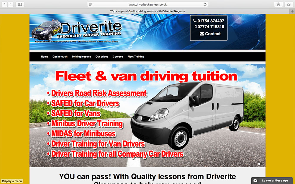 DriveRite Driving School