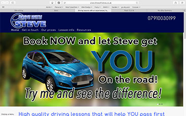 Drive With Steve