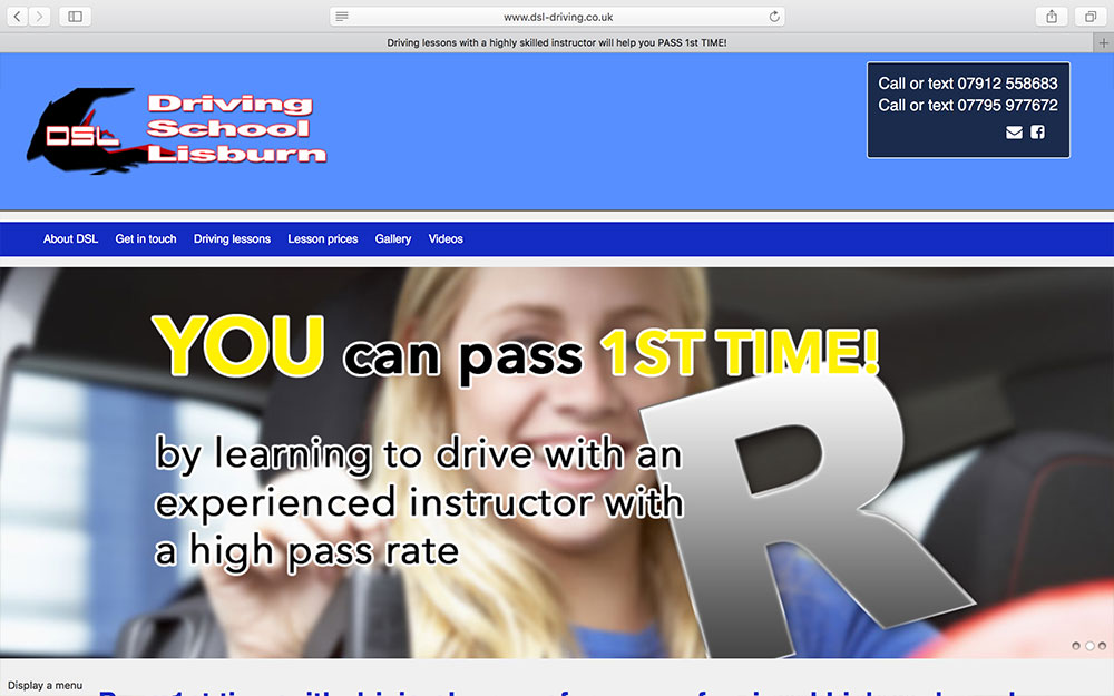 DSL Driving School