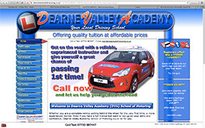 DVA School of Motoring-in-South Yorkshire