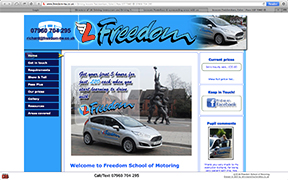 Freedom School of Motoring-in-Middlesex