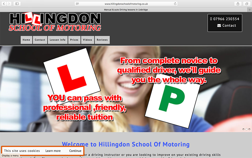 Hillingdon School of Motoring