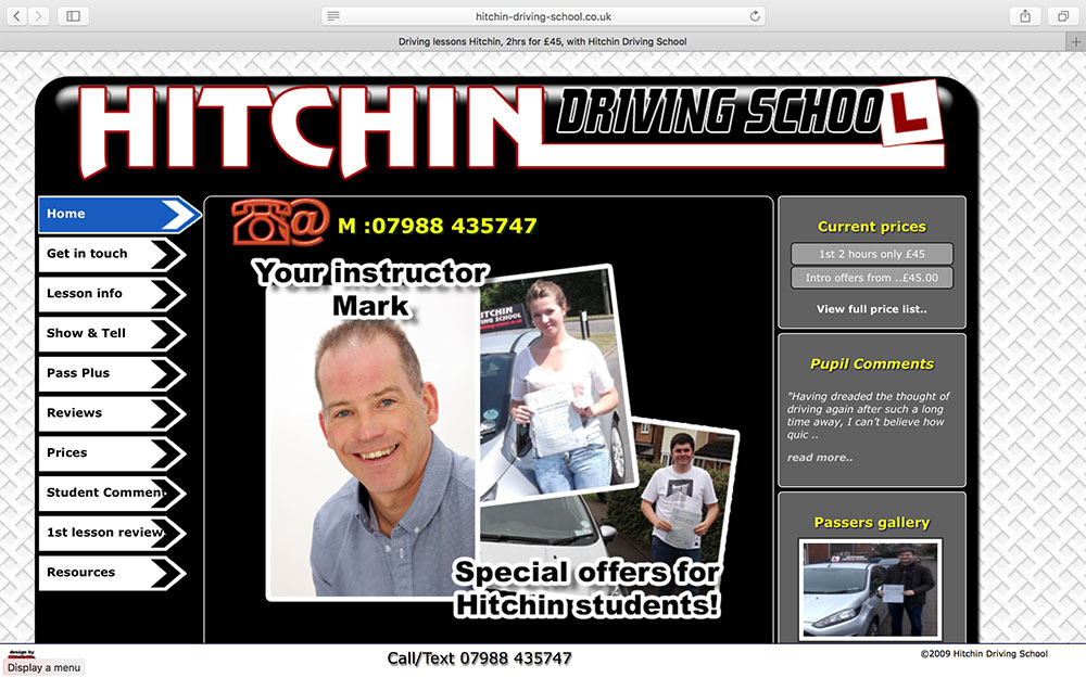 Hitchin Driving School