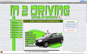 In 2 Driving School Of Motoring