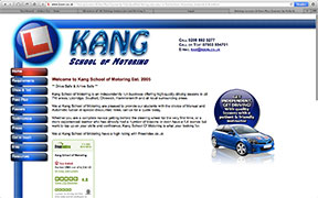 Kang School of Motoring