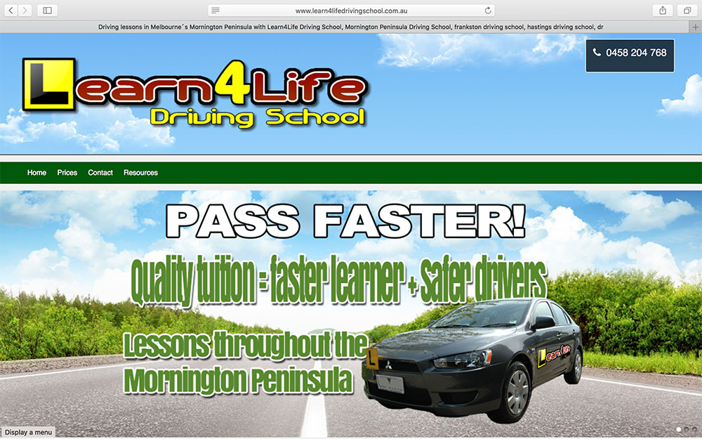 Learn 4 Life Driving School