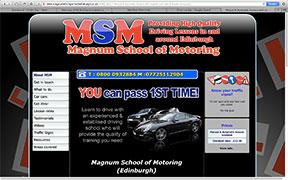 Magnum Driver Training