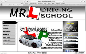 Mr L Driving School-in-Cambridgeshire
