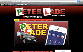 Peter Lade Driver Training in association with Bill Plant Ltd