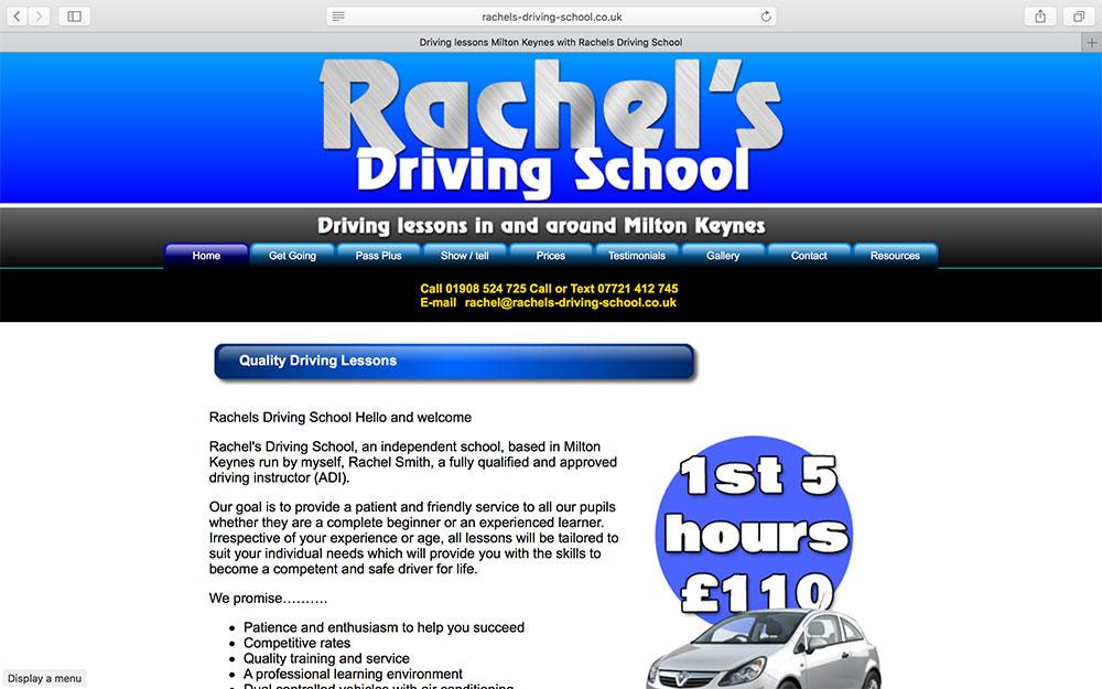 Rachels Driving School