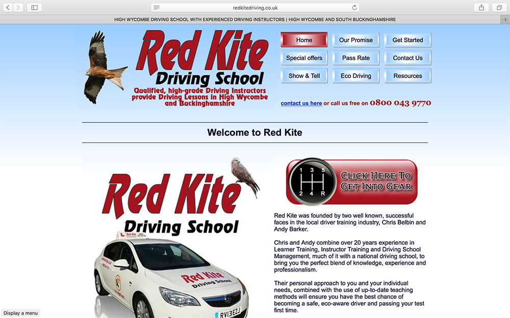 Red Kite Driving School