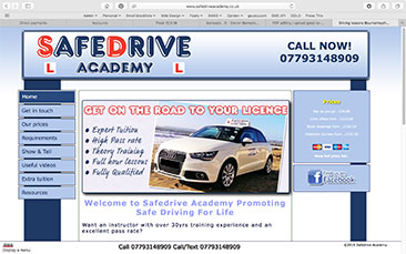 Safedrive Academy-in-Dorset