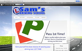 Sam's Driving School-in-Gloucestershire