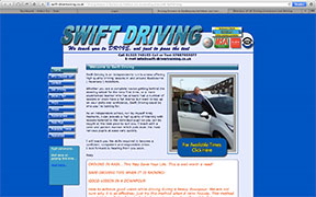 Swift Driver Training