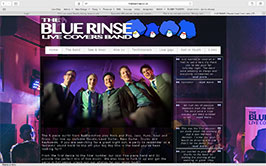 The Blue Rinse-in-Hertfordshire