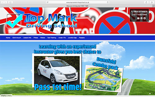 Top Marks Driving School