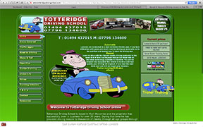Totteridge Driving School-in-Buckinghamshire