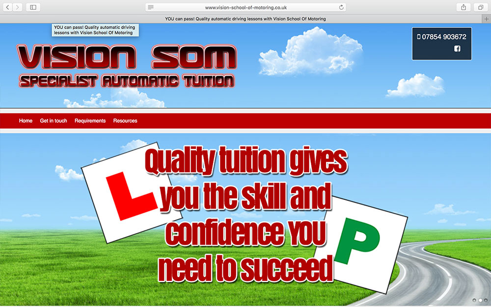 Vision School of Motoring