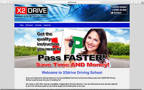 X2drive Driving School