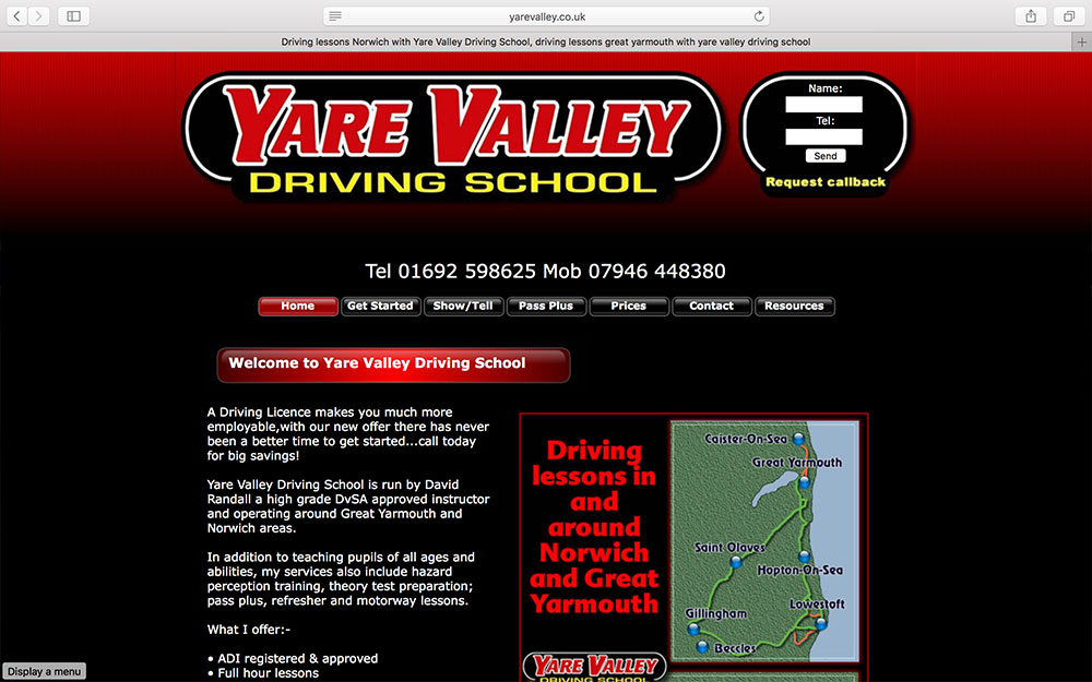Yare Valley Driving School