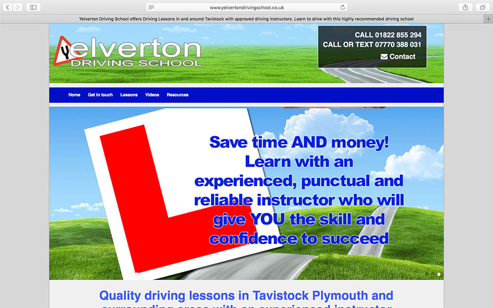 Yelverton Driving School