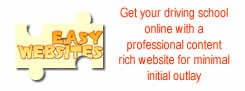 Cheap websites for driving instructors from Instructor Easysites
