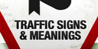 Test your traffic sign knowledge