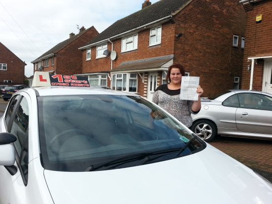 well done you passed your driving test congratulations