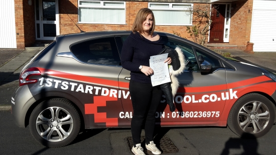 Congratulations on passing your driving test