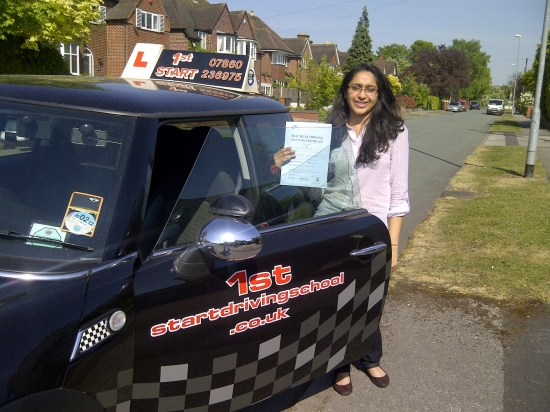 well done youve passed