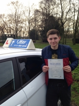 Alex Smith From Cotgrave