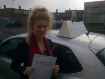 Amy Ashmore From East Bridgford