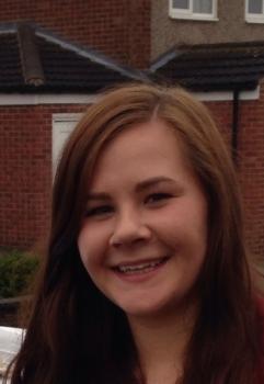 Becca Dornan From Keyworth