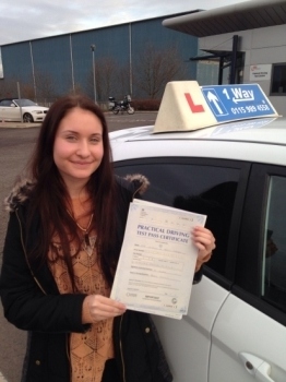 Catherine Hansen-Chambers From Cotgrave