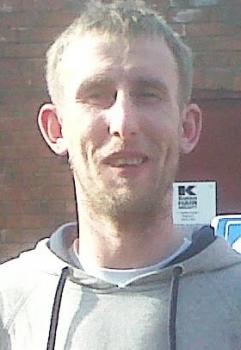Chris Cartmell From Preston Lancs