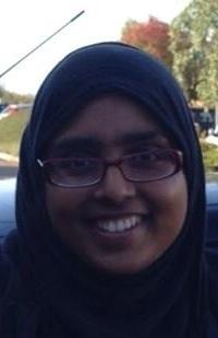 Farzeen Hameeba From Radford