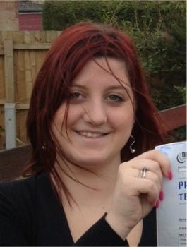 Lauren Allcock From Radcliffe On Trent